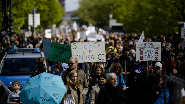 March of Science Science March