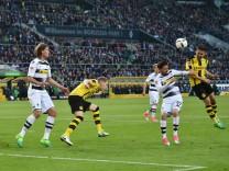 22 04 2017 Fussball GER 1 Bundesliga Saison 2016 2017 30 Spieltag Borussia Moenchengladbach
