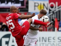 Deutschland Würzburg Flyeralarm Arena 23 04 2017 Fussball 2 Bundesliga FC Wuerzburger Kickers