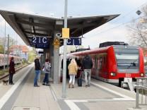 S-Bahnhof in Herrsching; Öffentlicher Personennahverkehr