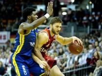 München: Reportage Basketball-Profi MAXI KLEBER