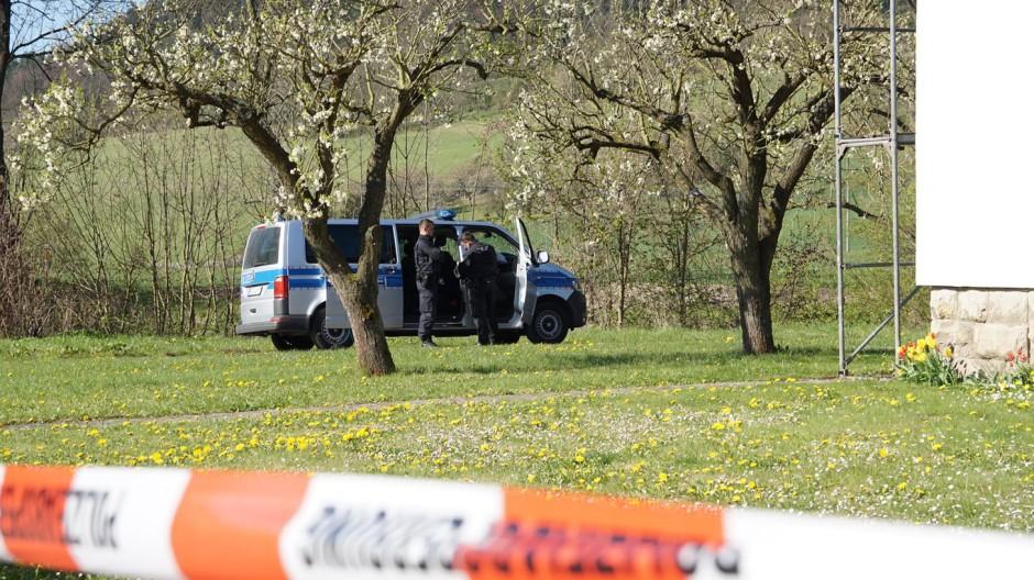 Polizei entdeckt verstecktes Sprengstofflabor
