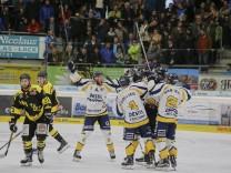 Eishockey Tölzer Löwen : Tilburg Trappers