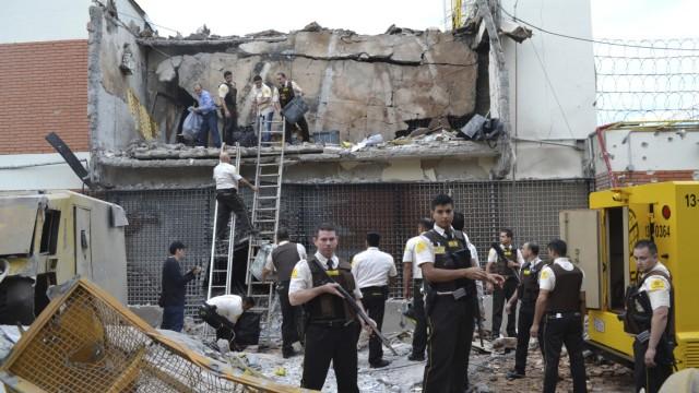 Bandenkriminalität Paraguay