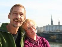 Helga Ratzenböck und Martin Seydl
