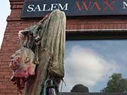 Von Hexen und Halloween: Salem, Massachussetts, Ingo Hübner