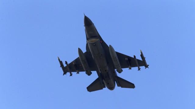 Krieg in Syrien Luftangriffe