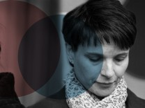 Sahra Wagenknecht Frauke Petry