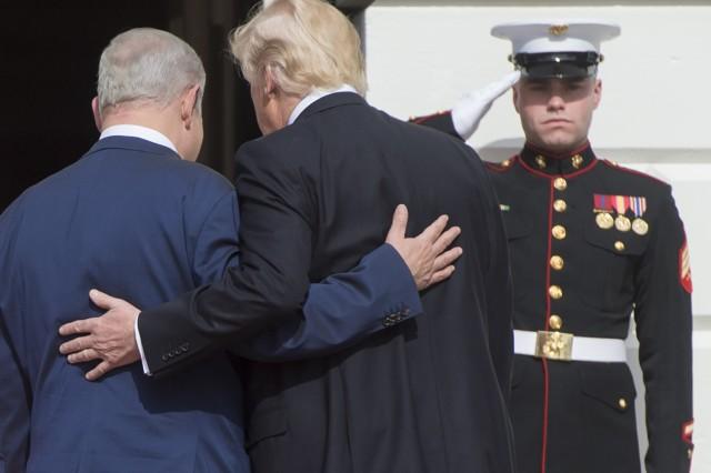 Israeli PM Netanyahu visits Washington