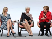 Ivanka Trump Attends W20 Conference In Berlin