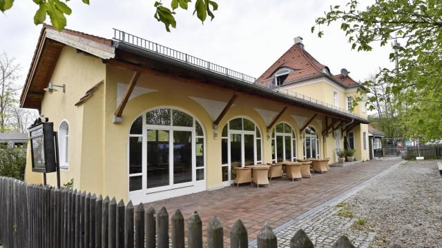 Wörthsee Steinebach, Bahnhof