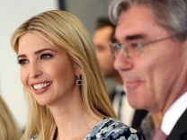 Ivanka Trump Visits Other Locations In Berlin After W20 Conference