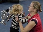 US Open: Kim Clijsters