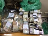 Gangster erbeuten 30 Millionen Dollar in Paraguay