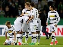Borussia Moenchengladbach v Eintracht Frankfurt - DFB Cup Semi Final