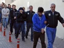 Großrazzia gegen Gülen-Bewegung in türkischer Polizei