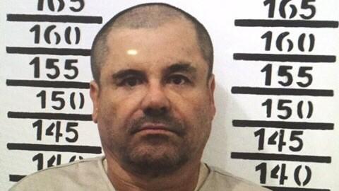 """Joaquín Guzmán """"El Chapo"""" in Haft"""