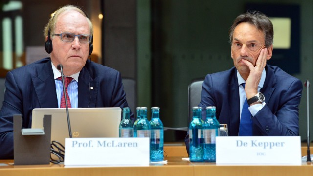 Doping: Sportpolitik