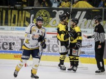 Eishockey Tölzer Löwen Tilburg Trappers