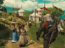 The Witcher 3: The Wild Hunt - Blood and Wine Screenshot