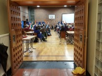 Grandlschule Turnhalle Obermenzing
