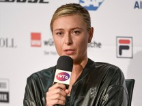 TENNIS WTA Tennis Damen Porsche Tennis Grand Prix STUTTGART GERMANY 26 APR 17 TENNIS WTA Tour