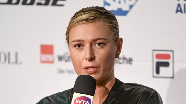 TENNIS WTA Tennis Damen Porsche Tennis Grand Prix STUTTGART GERMANY 26 APR 17 TENNIS WTA Tour