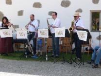 Band kreiz&quer aus Wasserburg