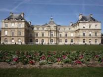 Paris Frankreich Palais du Luxembourg