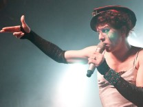 Nov 13 2012 Detroit MI U S AMANDA PALMER performs at St Andrew s Hall in Detroit MI Copyr