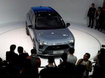 Nio ES8 auf der Shanghai Autoshow