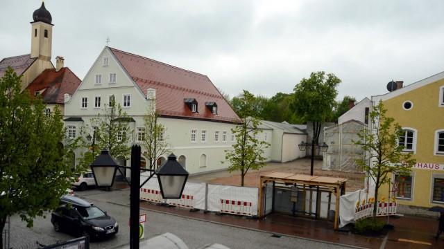 Erding Erweiterung für Rathaus in Erding