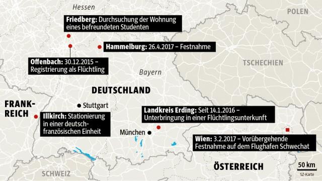 Bundeswehr Terrorverdacht