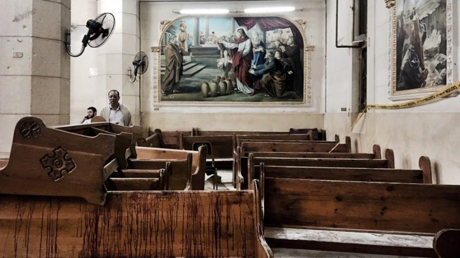 Papst Franziskus Christen