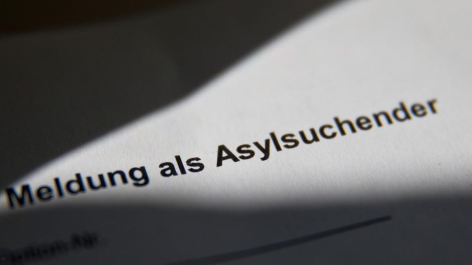 Steigende Zahl von Asylverfahren