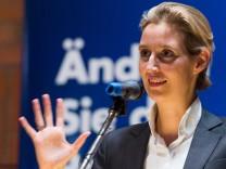Wahlkampf der AfD