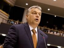 Belgium EU Hungary
