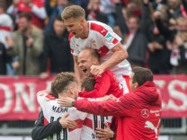 1. FC Nuernberg v VfB Stuttgart - Second Bundesliga