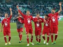 29 04 2017 xovx Fussball 1 Bundesliga VfL Wolfsburg FC Bayern Muenchen emspor v l Joshua Kimm