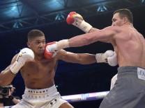 Boxen - Klitschko gegen Joshua