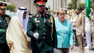Merkel reist nach Saudi-Arabien