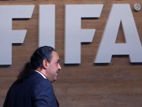 FILE PHOTO - FIFA executive committee member Sheikh Ahmad Al-Fahad Al-Sabah attends Extraordinary Congress in Zurich