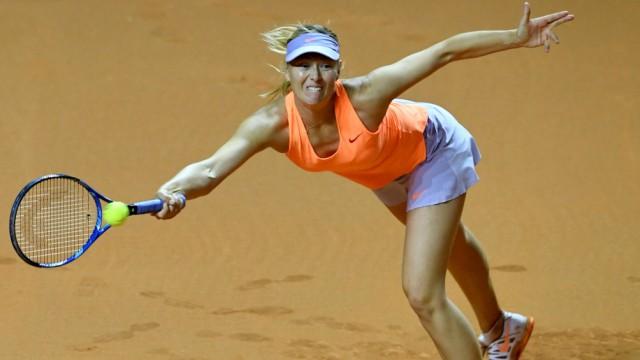 Tennis: WTA Tour - Stuttgart - Semifinals