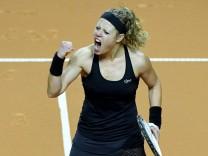 Tennis: WTA-Tour - Stuttgart - Laura Siegemund