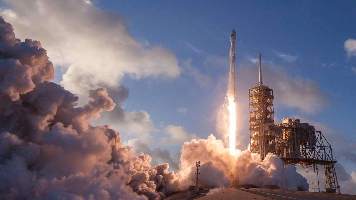 Bundeswehr-Satelliten sollen mit SpaceX ins All