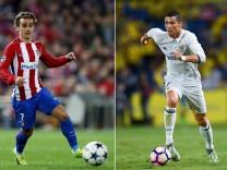 Real Madrid CF v Club Atletico de Madrid - UEFA Champions League Semi Final