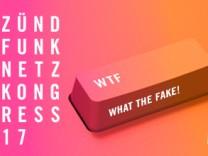 Zündfunk Netzkongress 2017 #zf17 WTF Promo