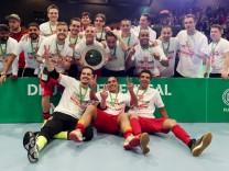 Deutsche Futsal-Meisterschaft in Zwickau