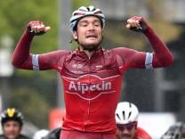 01 05 2017 xmhx Radsport Rund um den Finanzplatz Eschborn 2017 emspor v l Rick Zabel Team Ka