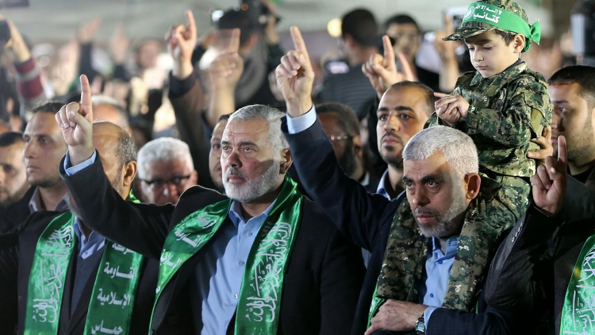 Palästinenser nähern sich an
